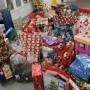 """Над 250 подаръка от """"Акция Дядо Коледа"""" пътуват към децата"""