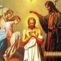 Богоявление – кръщението на Христос