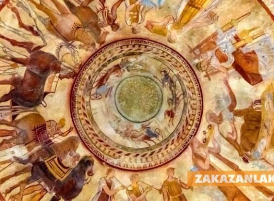 """""""Тюлбето"""" става сцена на Тракийските празници в Казанлък"""