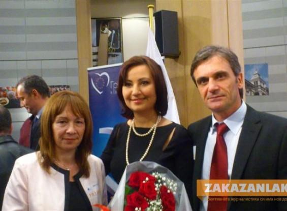 Приятелка на Казанлък  отново член на Европейската сметна палата