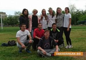 """Спортен клуб по лека атлетика """"Пендарева"""" с нови отличия"""