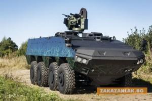 Показват нова бойна машина за пехотата