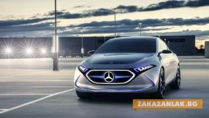 """Електрически автомобили """"Мерцедес"""" тръгват до 2022"""