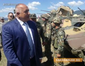 Съвместими с НАТО военни проекти  поиска премиерът