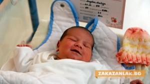 Българско бебе е бебето на 2019 в Нюрнберг