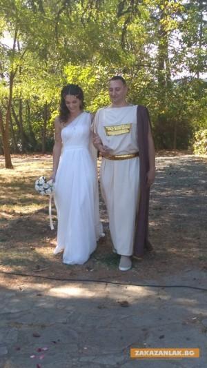 И Любака се ожени... Като цар