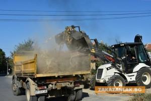 Само за ден: изхвърлихме над 95 тона отпадъци в Казанлък