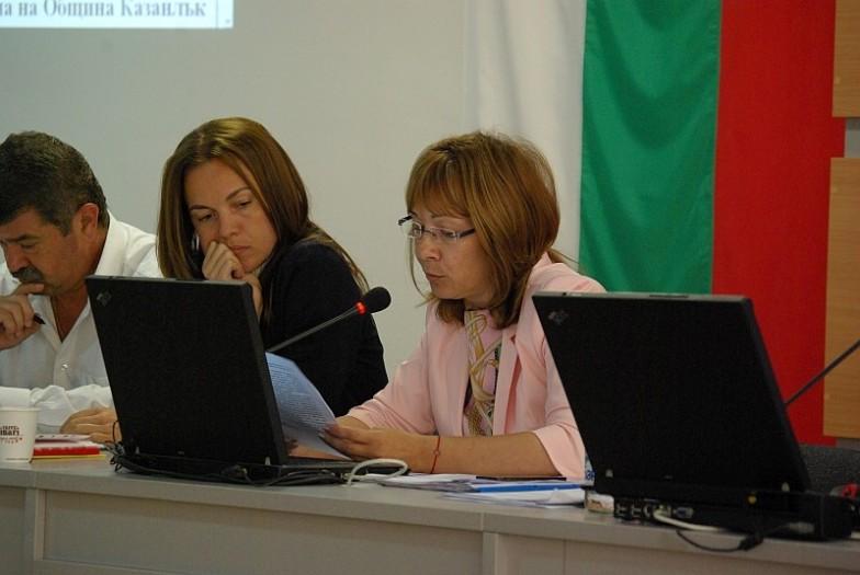 25 проекта с външно финансиране изпълнява Община Казанлък