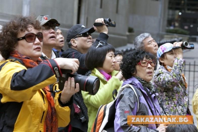 Повече туристи в областта