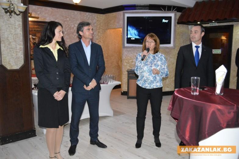Борис Кърчев към бизнеса: Ще направим професионален технически колеж в Казанлък!