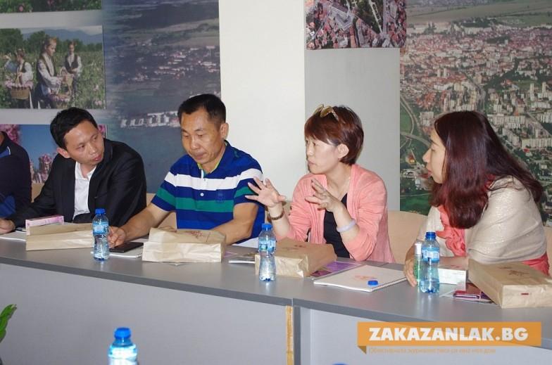 Пекин търси партньор  в Казанлък