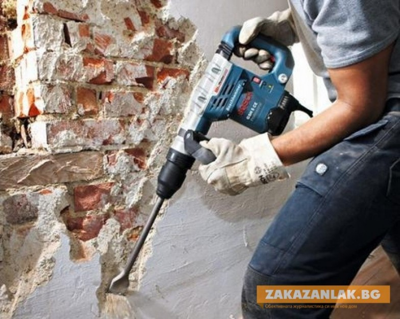 Харчим здраво за къщни ремонти