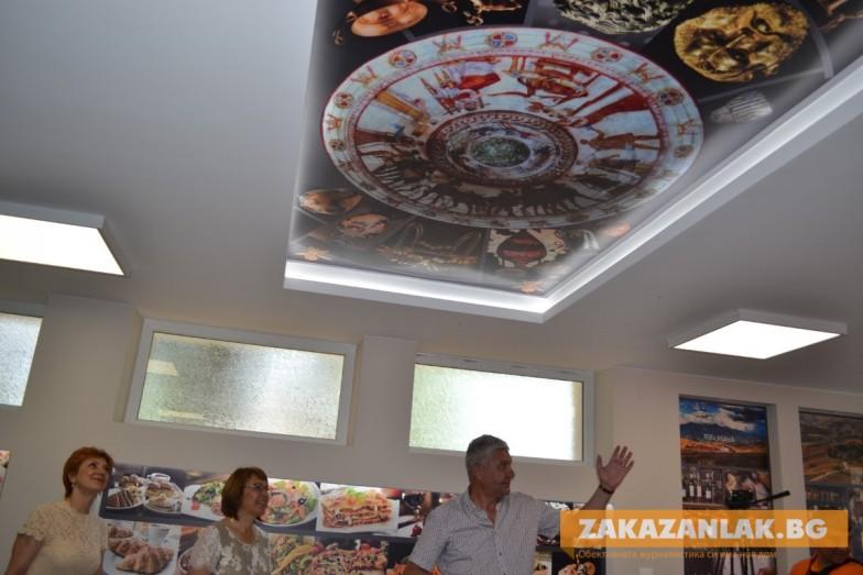 Исторически забележителности и вкусна храна съчетават в техникума по туризъм