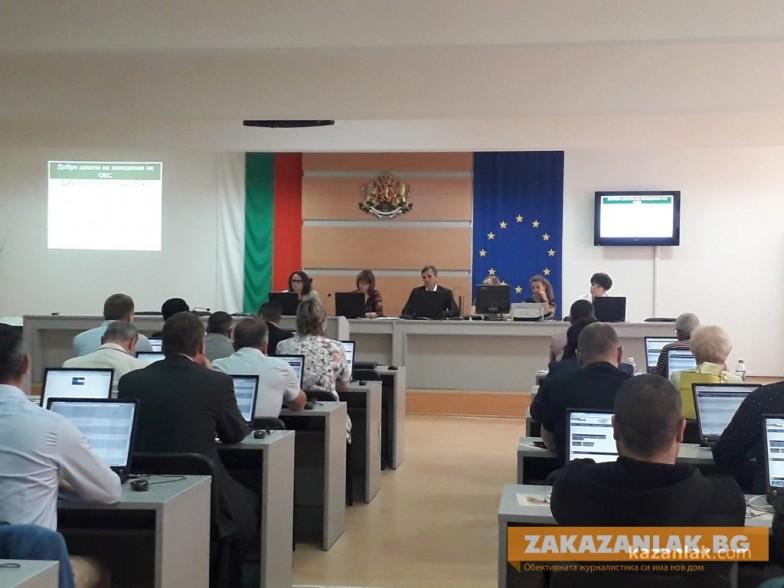 Липса на кворум прекрати  общинската сесия в Казанлък