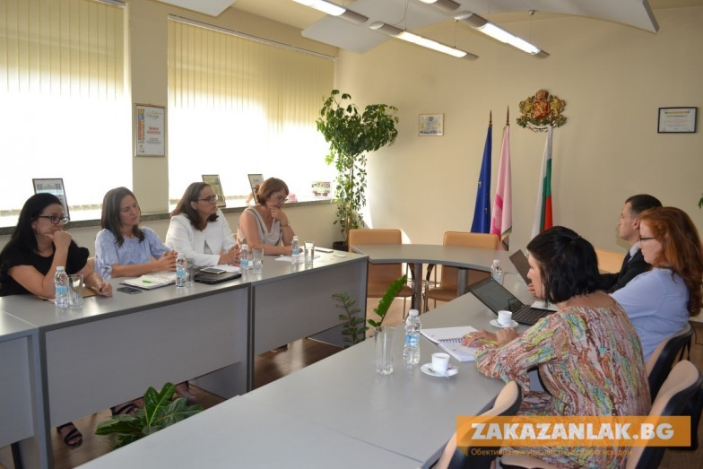 Регионален  образователен център и Светът на траките-  новите предизвикателства  до  2027