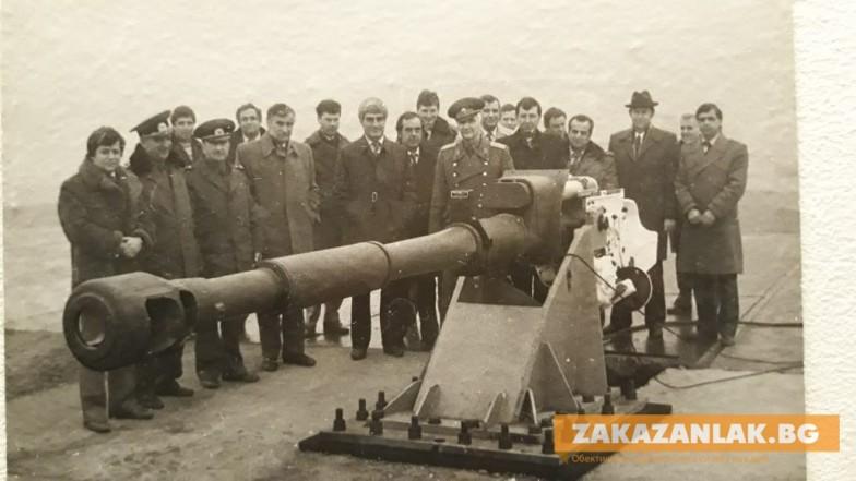 """95 години """"Арсенал"""" в Казанлък: Заводът - майка"""