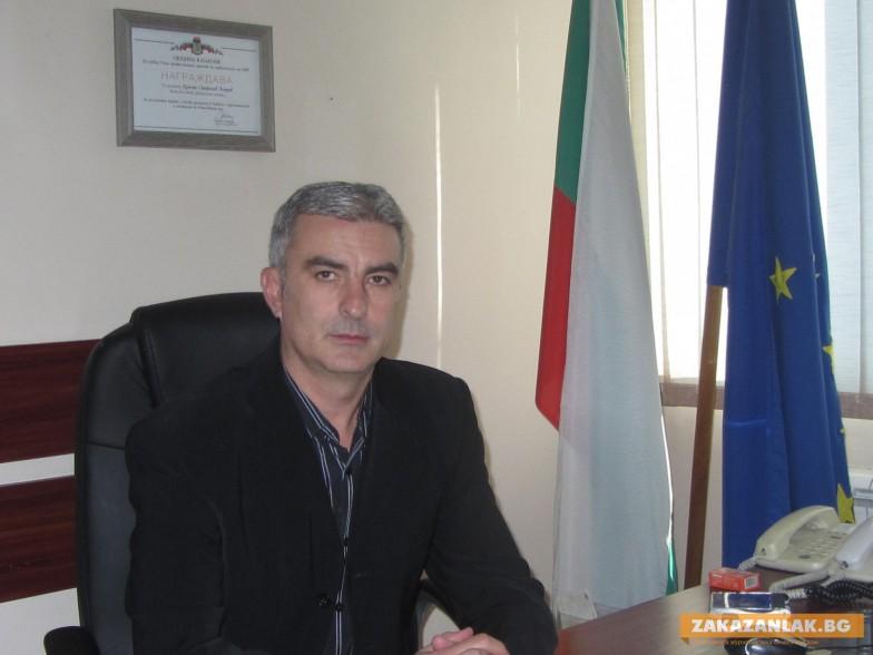 Полицията в Казанлък с нов началник