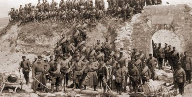 "Резултат с изображение за ""Втора българска армия превзема Одрин."""