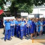 Бизнесът на Казанлък се вдигна на протест срещу вдигане цените на индустриалния ток