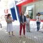 """Изложба """" Рисуваме заедно"""" откриха български и руски деца"""