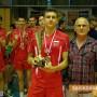 Българските лъвчета със сребро от Балканското по волейбол в Казанлък