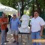 И гражданите на Казанлък дариха средства за бюст-паметник на Христо Ботев