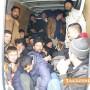Пак заловиха мигранти  и трафиканти край Стара Загора