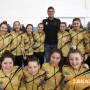Казанлъчанки втори на турнир в София