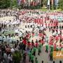 Не стигнаха хотелите в Казанлък за участниците в националното надиграване