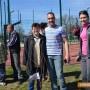 Борис Кърчев и спортистите на Казанлък посадиха Гора на спорта