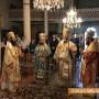 На днешния ден митрополит Киприан е въведен в храма
