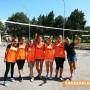 Жените на Завод 2 първи на волейбол