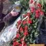 Цветя и минута мълчание за земеделеца Антон Бонев