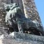 Бронзовият лъв готов за честванията на Шипченската епопея