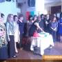 Дамите от Инър Уийл клуб посрещат президента на Световната организация