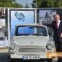 Най-известният български трабант -в щабквартирата на НАТО