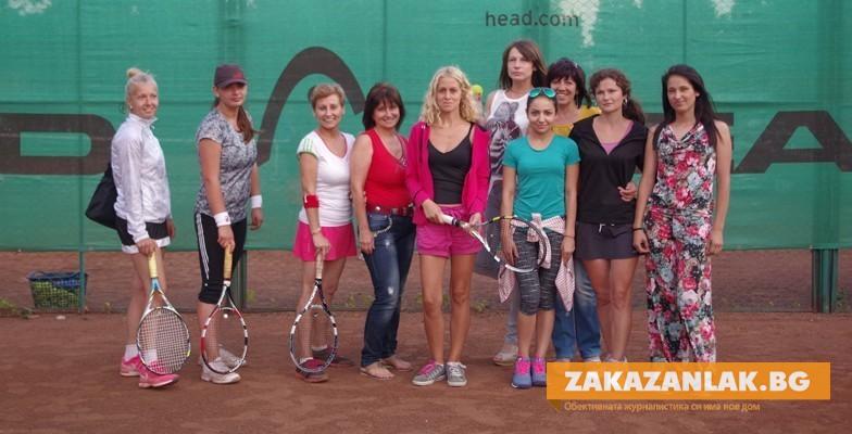 Днес ще се изиграе финала на тенис турнир сингъл-жени