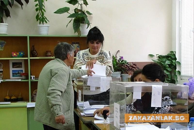 Местните избори са на 25 октомври 2015 г.