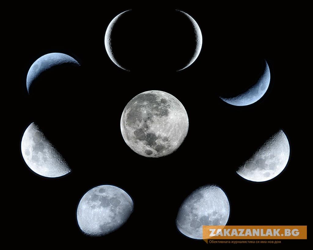 Седмицата: с любопитството на Луната и практичността на Меркурий