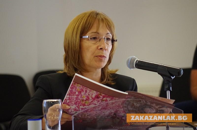 Кметът Галина Стоянова: Изключително съм благодарна, че не ме оставихте сама, след като ме избрахте