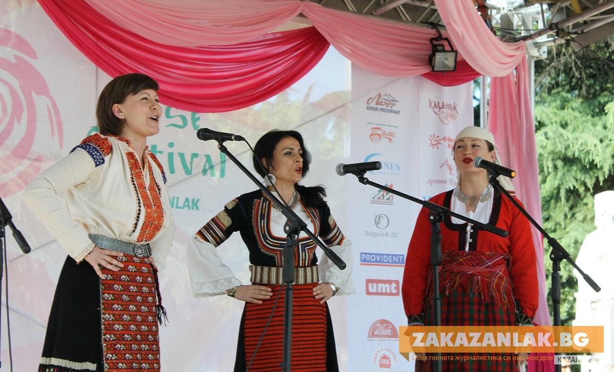 """ОБНОВЕНА! Показват автентични народни носии в """"Стоян Стайновата къща"""" в Казанлък"""