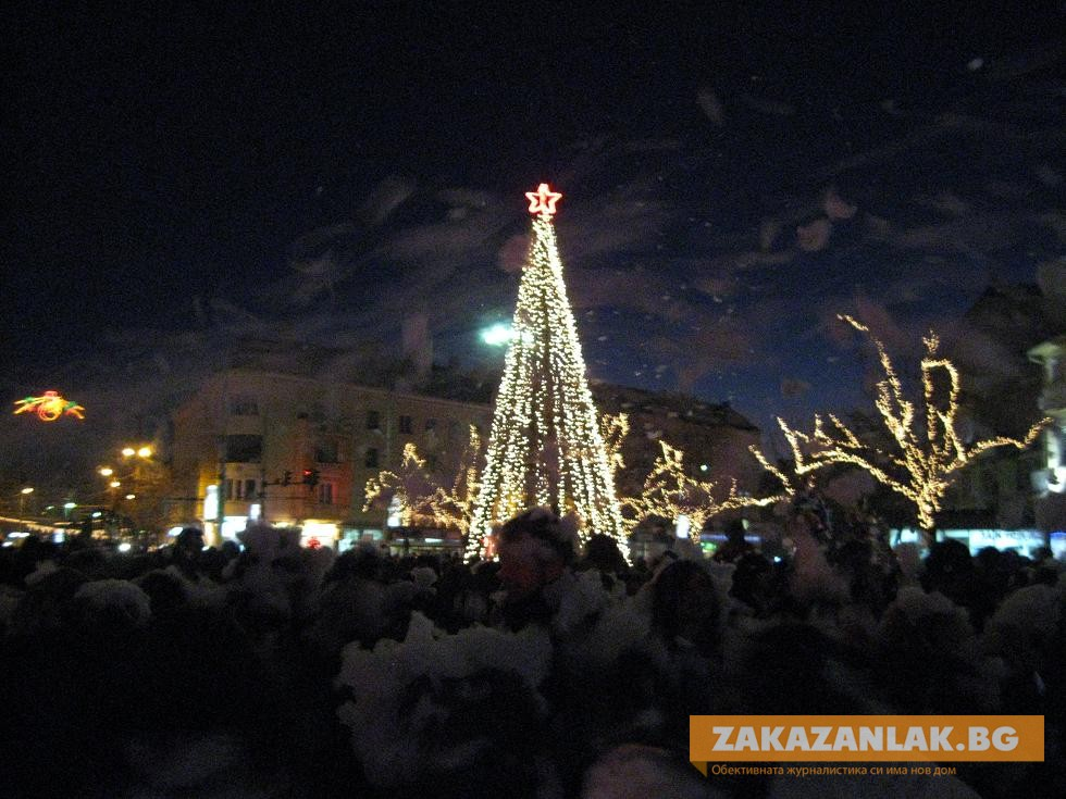 Веселие в новогодишната нощ