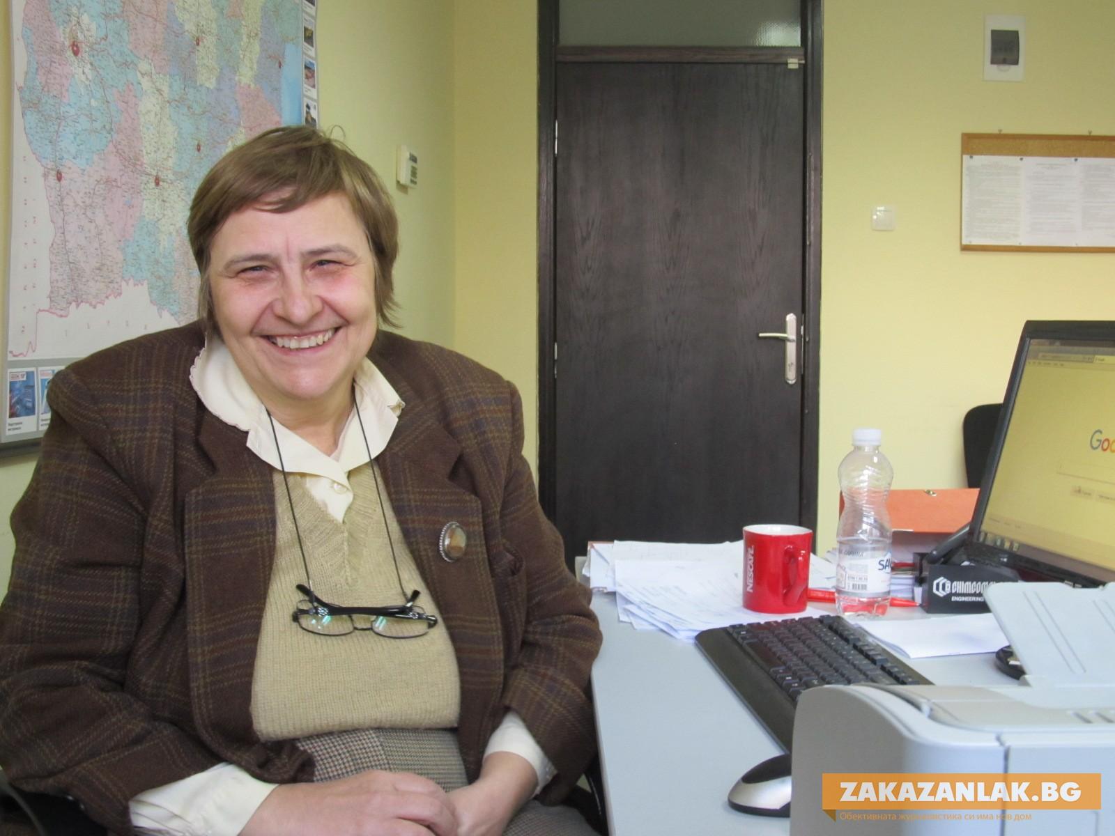 Един куфар с медали пази Маргарита Папукчиева