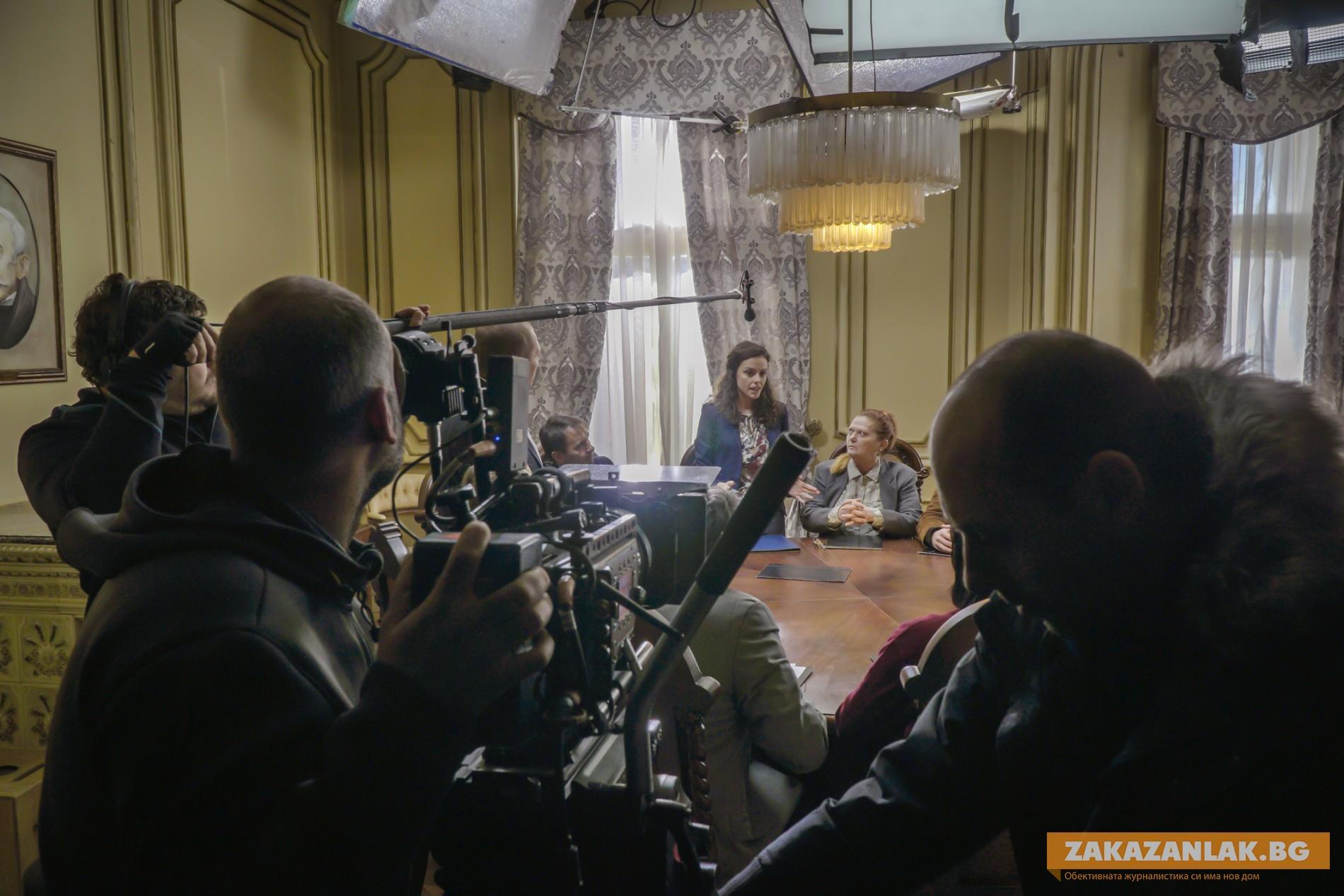 В Казанлък приключиха снимките на нов български игрален филм