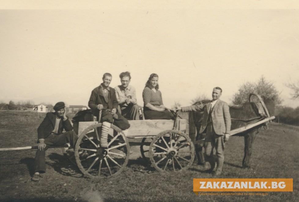 Над 3000 кадъра идват от Централния архив  в Казанлък