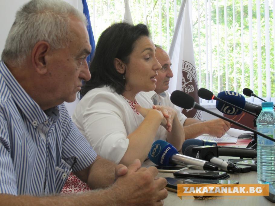 До есента се оправяме с чумата, според министър Танева