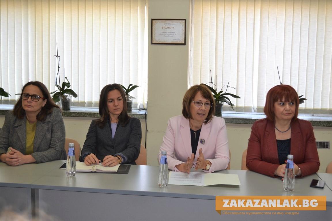 Кметът: Да скъсим дистанцията между институциите