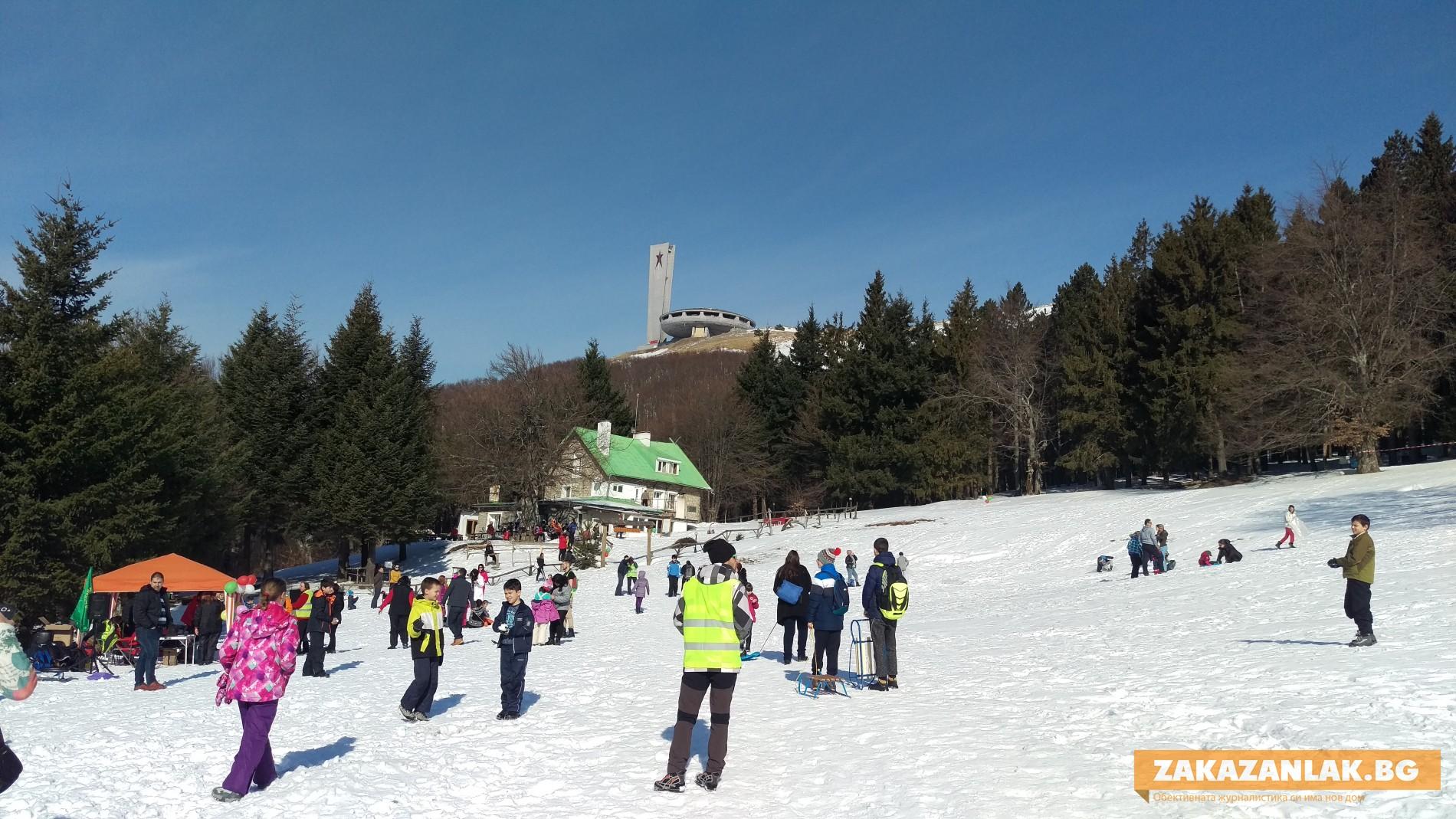 Бузлуджа очаква любителите на планинския отдих