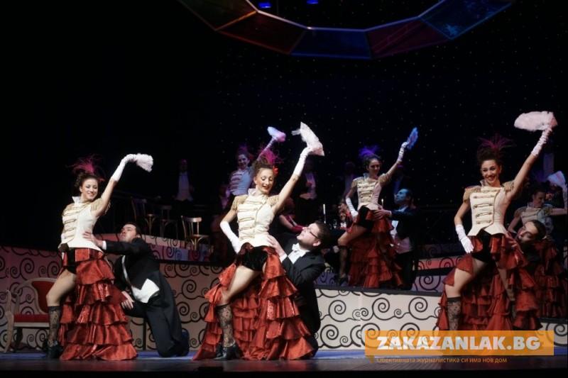 """""""Царицата на чардаша"""" отново на сцената на Операта"""