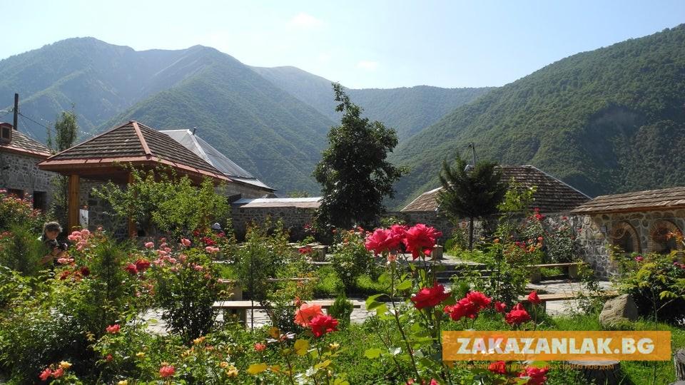 Казанлък се побратимява с град на рози  в Азербайджан